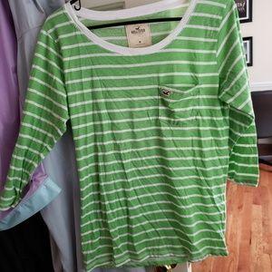 Hollister Stripe Shirt